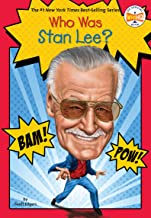 Who Was Stan Lee? (Who Was?)