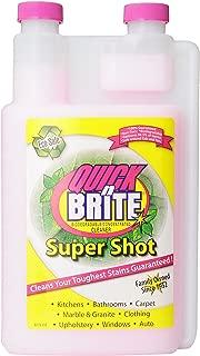 Quick N Brite All Purpose Cleaning Liquid Super Shot, 32 Ounce
