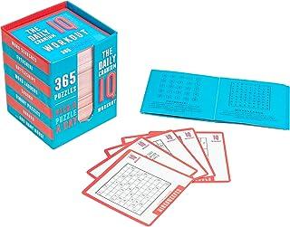 Professor Puzzle THE DAILY CRANIUM WORKOUT Puzzle - IQ Quiz, Brain Train, 365 Daily Brain Teaser Puzzles & Riddles, Sudok...