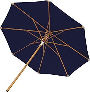 patio table center umbrella tile