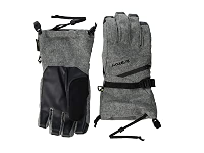 Burton GORE-TEX(r) Gloves (Bog Heather) Extreme Cold Weather Gloves