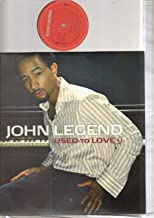 JOHN LEGEND - USED TO LOVE U - 12 inch vinyl record