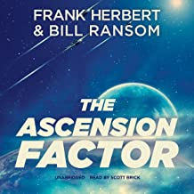 The Ascension Factor: The Pandora Sequence, Book 3