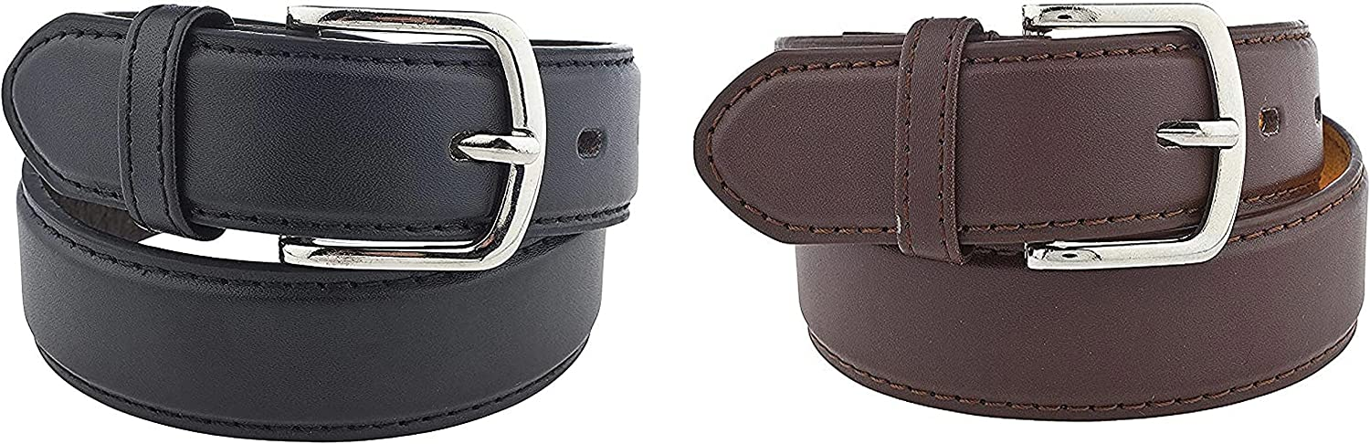 2 Pack Kids Faux Leather 1