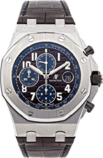 Audemars Piguet Royal Oak Offshore Mechanical (Automatic) Brown Dial Mens Watch 26470ST.OO.A099CR.01 (Certified Pre-Owned)