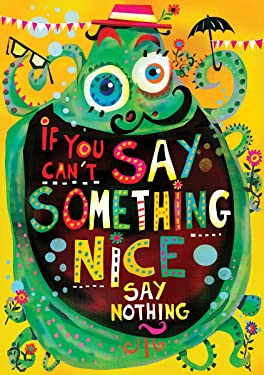 Scholastic Classroom Resources Say Something Nice POP! Chart (SC581938)