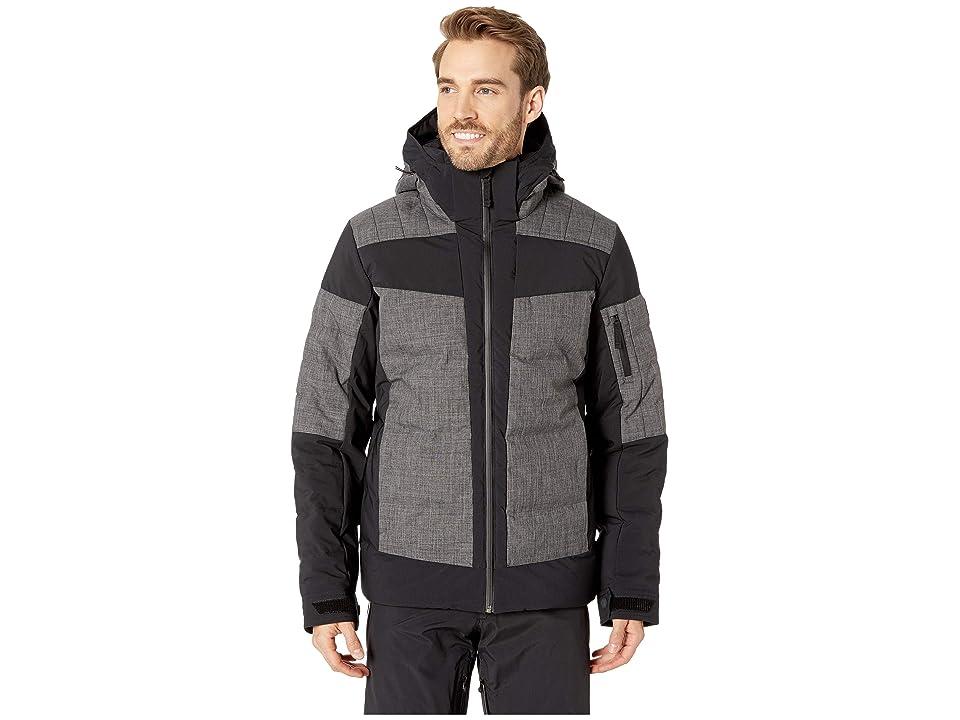 Obermeyer Maxon Down Jacket (Carbon Black) Men