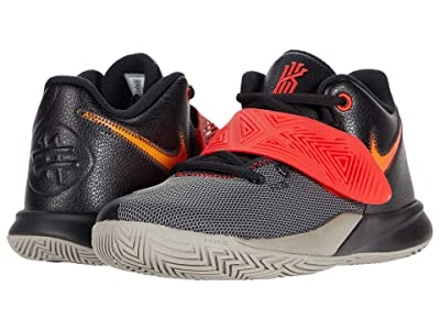Nike Kids Kyrie Flytrap III (Little Kid) (Black/Camellia/Chile Red/Enigma Stone) Kids Shoes