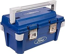 صندوق ادوات بلاستيكي من فورد FHT0315، ازرق