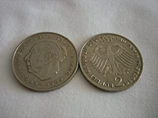 German 2 Mark Coin