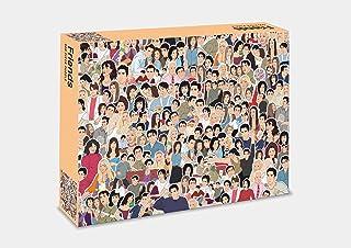 Friends 500 Piece Jigsaw