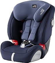 Britax Römer Silla de coche 9 meses - 12 años, 9 - 36 kg, EVOLVA 1-2-3 SL SICT, ISOFIX, Grupo 1/2/3, Moonlight Blue