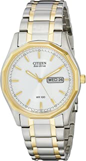Men's Eco-Drive Sport Watch with Day/Date, BM8434-58A