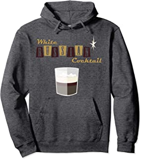 The Big Lebowski White Russian Bowling Letters Hoodie