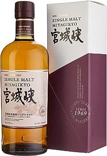 Nikka Miyagikyo Single Malt Whisky mit Geschenkverpackung 1 x 0,7l