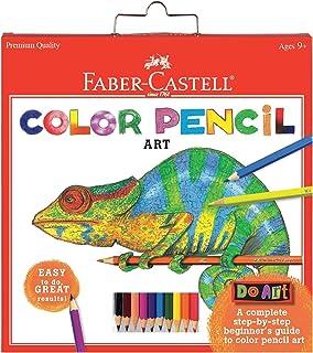 Faber-Castell - Do Art Colored Pencils Art Kit - Premium Kid