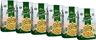 Pasta d´oro – Glutenfreie Nudeln Cornetti Rigati aus Maismehl 12er Pack 12 x 500 g