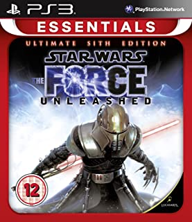 Star Wars: Force Unleashed - The Ultimate Sith (PS3)