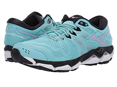 Mizuno Wave Horizon 3 (Angel Blue/Lavender Frost) Women