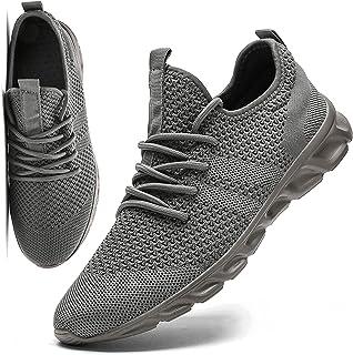 MGNLRTI Basket Multisports Outdoor Homme Chaussure de Sports léger Sneakers Running Training Gym Tennis Jogging Mode Basses