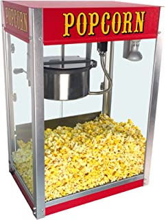 Paragon Theater Pop 8 oz máquina de Palomitas de maíz para