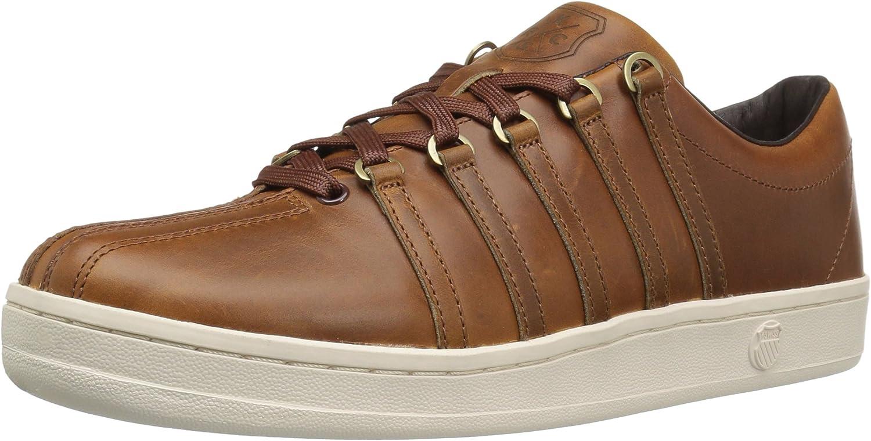 K-SWISS Men sneakers Classic 88 Horween genuine leather