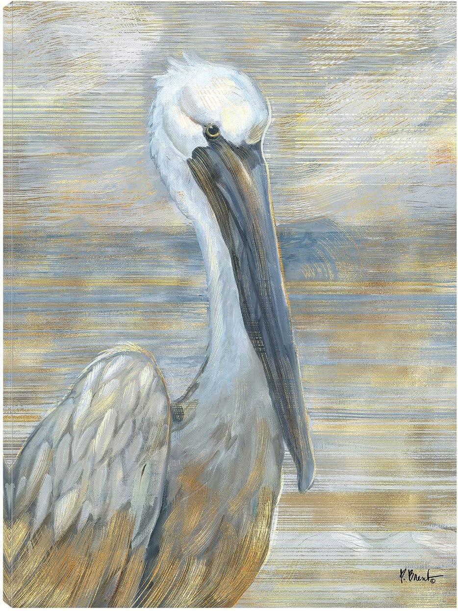 Fine Art Canvas Golden Salty Print Brent 40% OFF Cheap Sale Direct stock discount by Pelican Paul