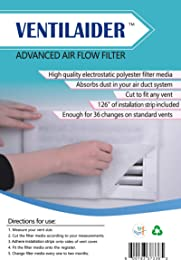 Best air vent filters for allergies