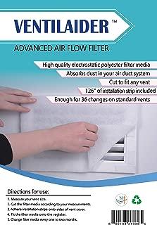 Ventilaider Complete Air Vent Filter Set 20
