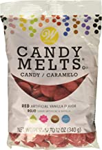 Wilton Red Candy Melts Candy, 12 oz. (1911-1364)