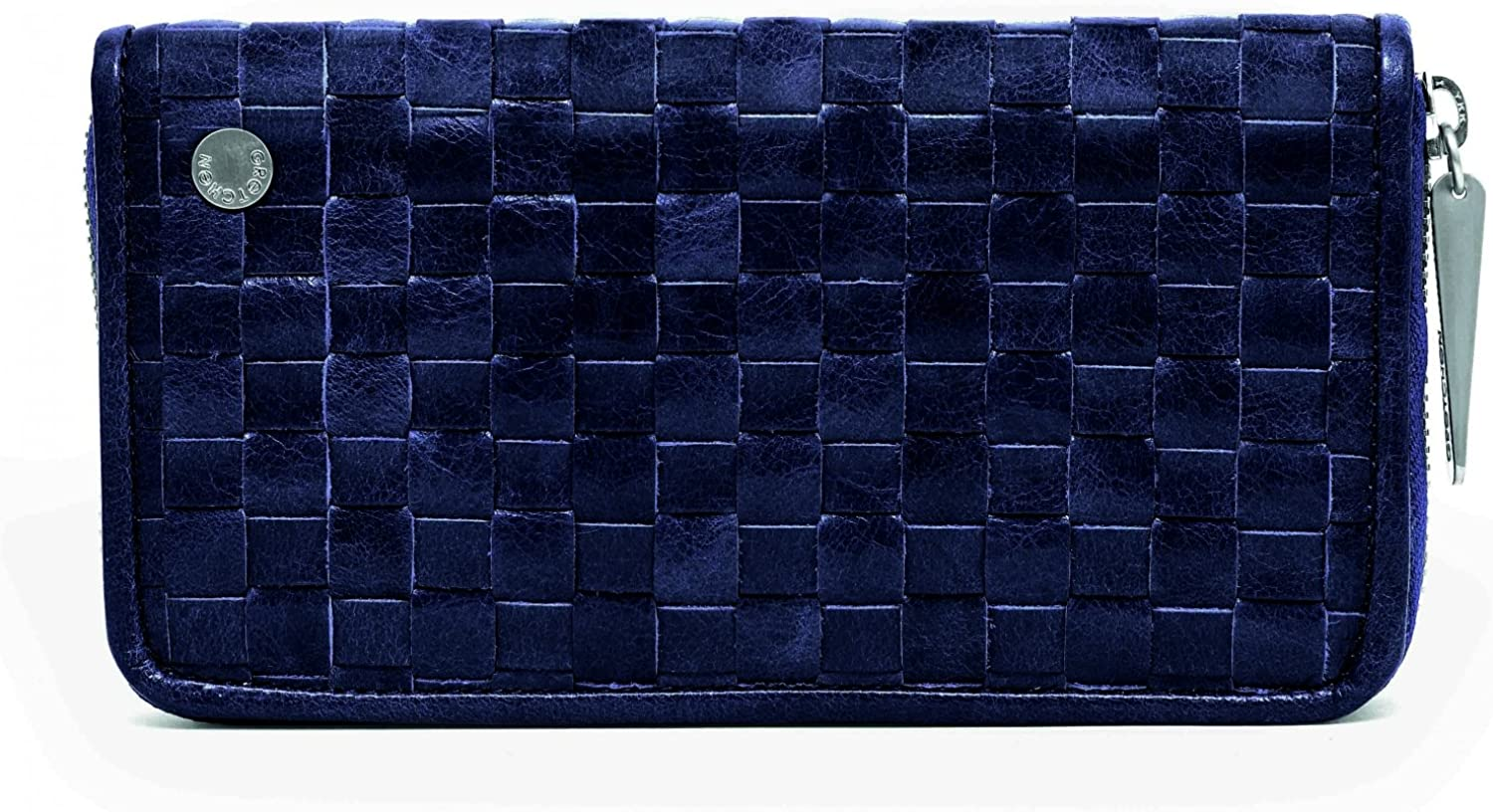 Gretchen - Woven Purse - Night Blau B079Y83Z8P