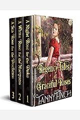 Regency Tales of Graceful Roses: A Clean & Sweet Regency Historical Romance Box Set Kindle Edition