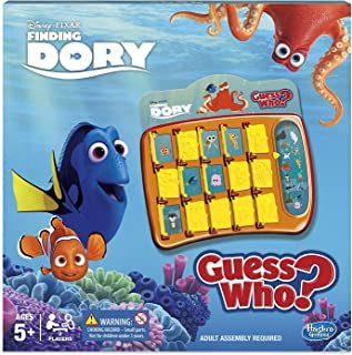 Disney Finding Dory Guess Who Game Ages 5 and Up