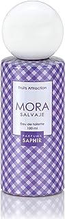 PARFUMS SAPHIR Fruit Attraction Mora Eau de Toilette para Mujeres - 100 ml