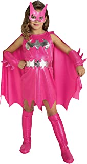 Batgirl Child Costume in Pink