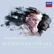 Beethoven For All Piano Concertos