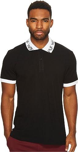 HUF - Letras Short Sleeve Polo
