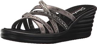 Skechers 31777 Sandalias con Plataforma para Mujer