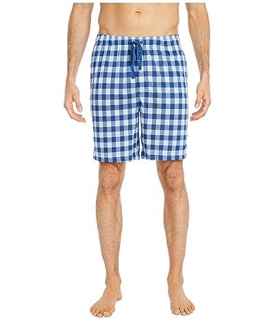 Nautica Sleep Printed Shorts (Noon Blue) Men