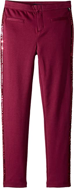 Tommy Hilfiger Kids - Sequin Stripe Pants (Little Kids/Big Kids)