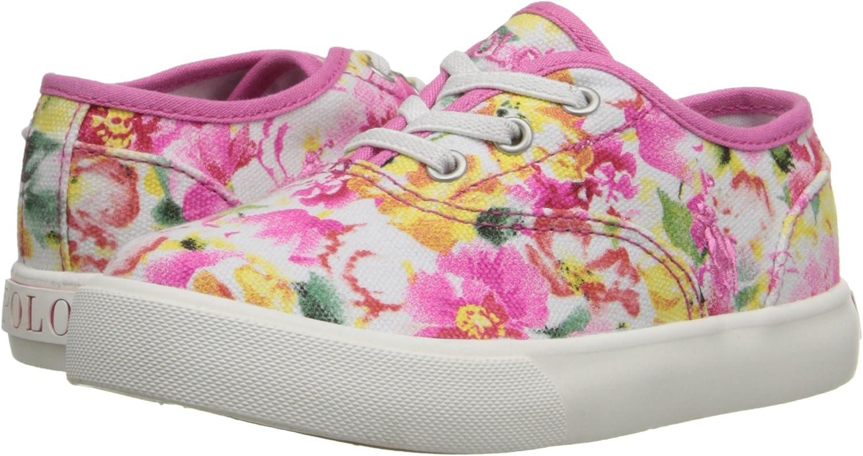 Polo Ralph Lauren Kids Unisex-Child VALI Gore Pink Floral-K