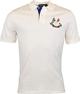 Men's CP-93 Yacht Club Classic Fit Mesh Polo Shirt