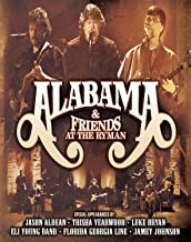 Alabama and Friends - Live at the Ryman