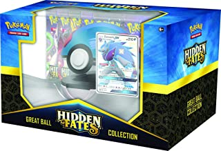 Pokemon TCG: Sm 11.5 Hidden Fates Pokeball Collection Zoroark-Gx