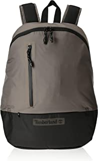 Timberland Unisex Castle Hill Backpack, Bungee Cord (Brown)