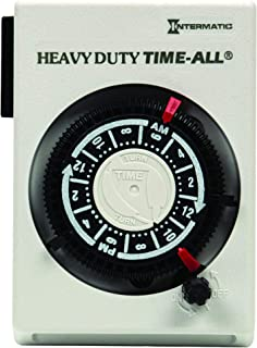 Intermatic HB113 120 Volt Heavy Duty Plug-in Air Conditioner and Appliance Timer