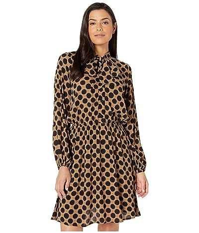Rachel Pally Rayon Dana Dress (Dot) Women