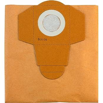 Einhell - Kit de 5 unidades bolsas de papel de 25 l para aspirador ...