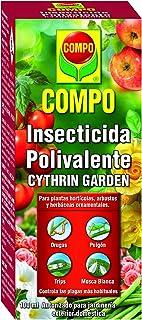 Compo Cythrin Garden Insecticida Polivalente, para Plantas hortícolas, arbustos y Ornamentales, ...