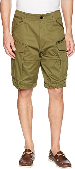 Rovic Zip Loose 1/2 Shorts